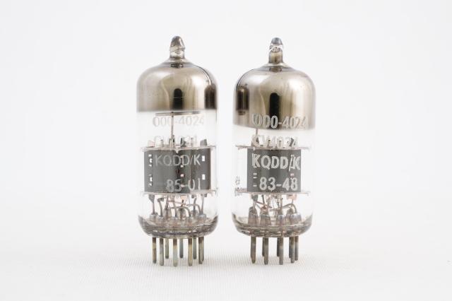 cv4024 kqdd/k mullard 2本1組