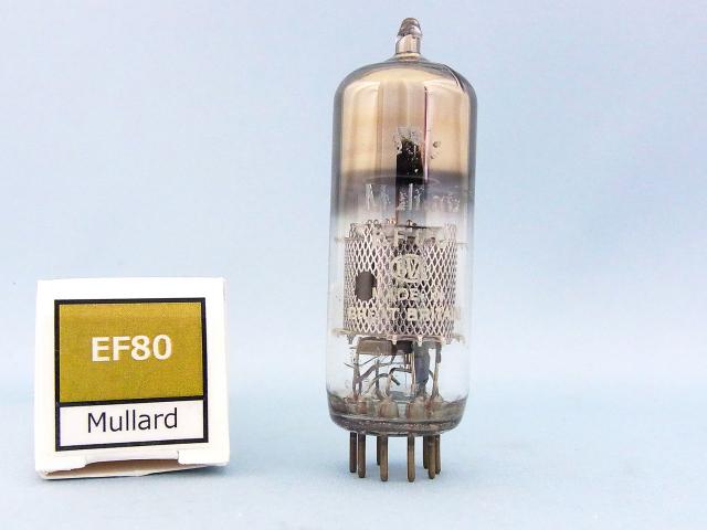 EF80 Mullard
