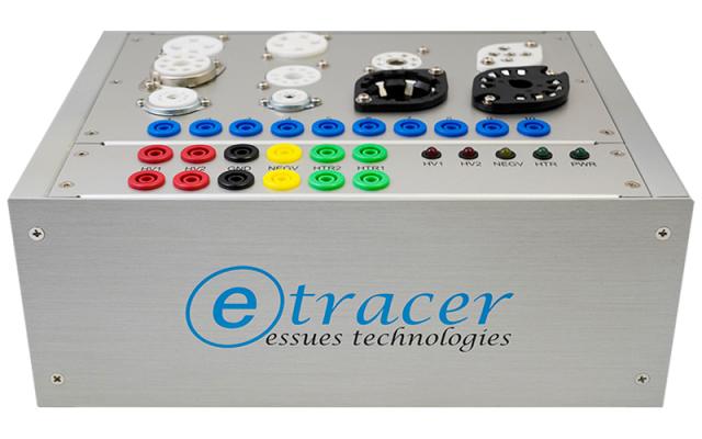etracerデジタル真空管カーブトレーサー