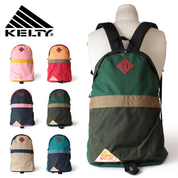 【即納】【送料無料】KELTY ケルティー リュックサック デイパック バックパック 70s VINTAGE KELTY DAYPACK 2C 3C 18L