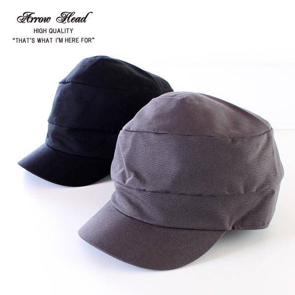 【即納】ARROWHEAD アローヘッド スパイラルワークキャップ 大きいサイズ 帽子