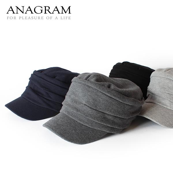 【即納】ANAGRAM アナグラム ワークキャップ スウェットギャザーCAP 帽子