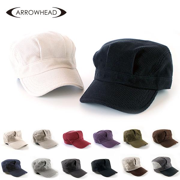 【即納】ARROWHEAD アローヘッド サーマルワークキャップ 大きいサイズ 帽子