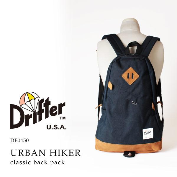 (ドリフター) Drifter リュックサック バックパック デイパック アーバンハイカー URBAN HIKER メンズ レディース