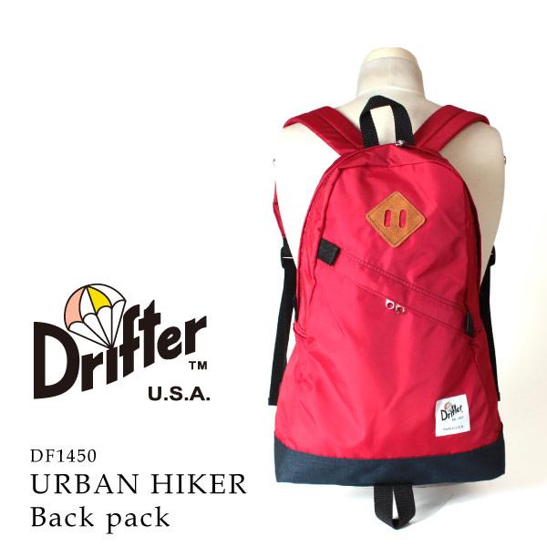 (ドリフター) Drifter リュックサック バックパック デイパック パッククロスナイロン アーバンハイカー