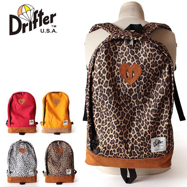 【即納】【送料無料】Drifter ドリフター リュックサック バックパック DF418 BACK COUNTRY PACK Be Mine Collection