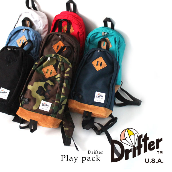 (ドリフター) Drifter プレイパック ボディバッグ ワンショルダー Play Pack DF580 メンズ レディース