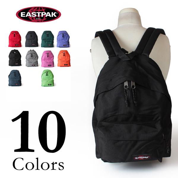 【即納】【送料無料】EASTPAK イーストパック リュックサック デイパック バックパック PADDED PAK'R EK620 24L