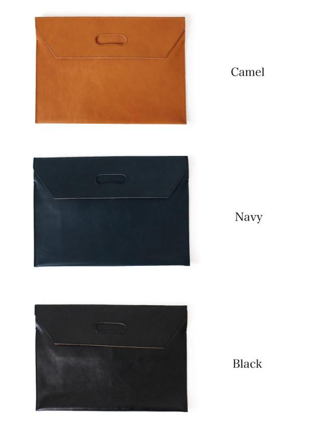 (バトラーバーナーセイルズ) Butler Verner Sails 日本製 本革 レザー マルチクラッチバッグ 鞄 かばん カバン