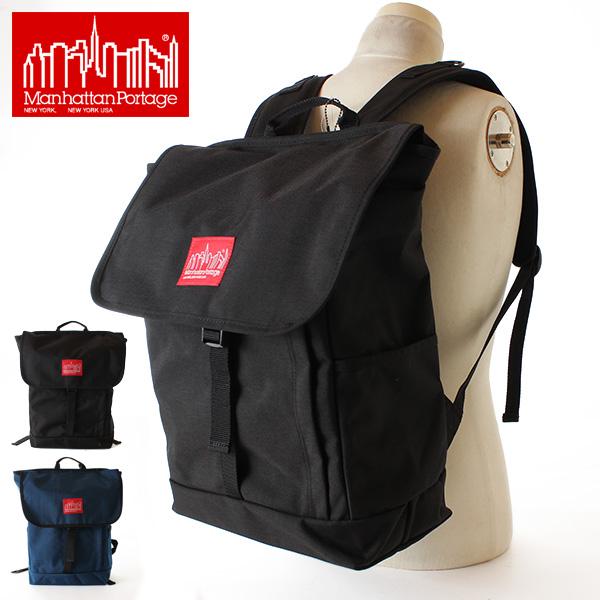 翌日配達【即納】【送料無料】Manhattan Portage マンハッタンポーテージ リュックサック ワシントンSQバックパック デイパック Washington SQ Backpack MP1220 鞄