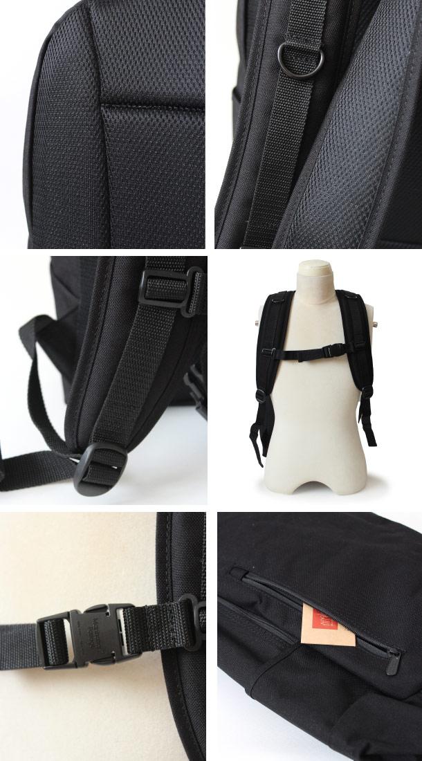 (マンハッタンポーテージ) Manhattan Portage リュックサック デイパック イントレピッド バックパック Intrepid Backpack
