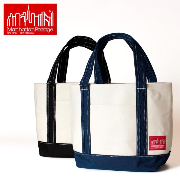 翌日配達【即納】【送料無料】Manhattan Portage マンハッタンポーテージ キャンバス ダックミニトートバッグ Duck Fabric Mini Tote bag MP1306DUCK 鞄