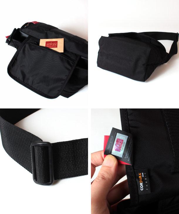 (マンハッタンポーテージ) Manhattan Portage カモプリント メッセンジャーバッグ Camo Print Casual Messenger Bag