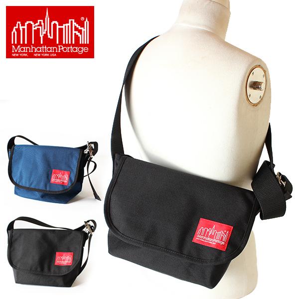 翌日配達【即納】【送料無料】Manhattan Portage マンハッタンポーテージ メッセンジャーバッグ ショルダーバッグ Vintage Messenger Bag MP1605VJR 鞄
