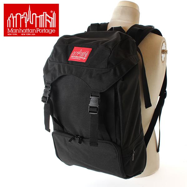【即納】【送料無料】Manhattan Portage マンハッタンポーテージ リュックサック ハイカーバックパック デイパック Hiker Backpack MP2103CD 鞄