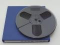 RECORDING THE MASTERS R34511 オープンリールテープ Semi-pro tapes LPR35 1/4''x1800' 7'' Trident Plastic Reel