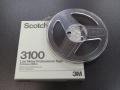 [中古] Scotch 3M 3100-185 5号 オープンリールテープ