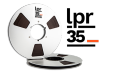 RECORDING THE MASTERS R34520 �����ץ�꡼��ơ��� Semi-pro tapes LPR35 1/4''x3608' 10'' NAB Metal Reel