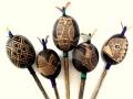 シピボ族木の実のマラカスS