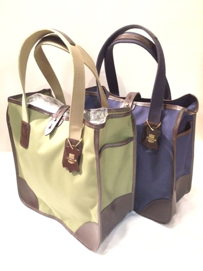 Whitehouse Cox ホワイトハウスコックス L9070 CANVAS LARGE TOTE BAG キャンバス ラージトート バッグ