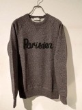 MAISON KITSUNE���᥾�󥭥ĥ͡�SWEAT SHIRT PARISIEN���ѥꥸ��� �? �������å� �����Ρ�