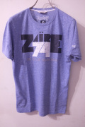 Vintage 55 The Greatest Tee shirt / ZAIRE 74 *BLUE����ϥ�ɡ����� �ץ���T�����  ��different���Ρ�