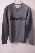 MAISON KITSUNE���᥾�󥭥ĥ͡�SWEAT SHIRT PARISIEN���ѥꥸ��� �? �������å� ��different���Ρ�