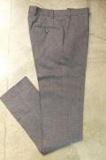 BERNARD ZINS ベルナールザンス BZV3 /Trousers  コットン ノープリーツパンツ