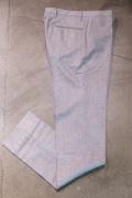 INCOTEX(インコテックス)1AT030 10721 SLIMFIT Wool Flannel Trousers フランネル ウールパンツ