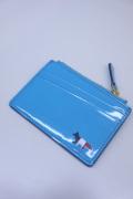MAISON KITSUNE メゾンキツネ TRICOLOR ZIPPED CARD HOLDER トリコロールFOX ジップコインケース・カードホルダー