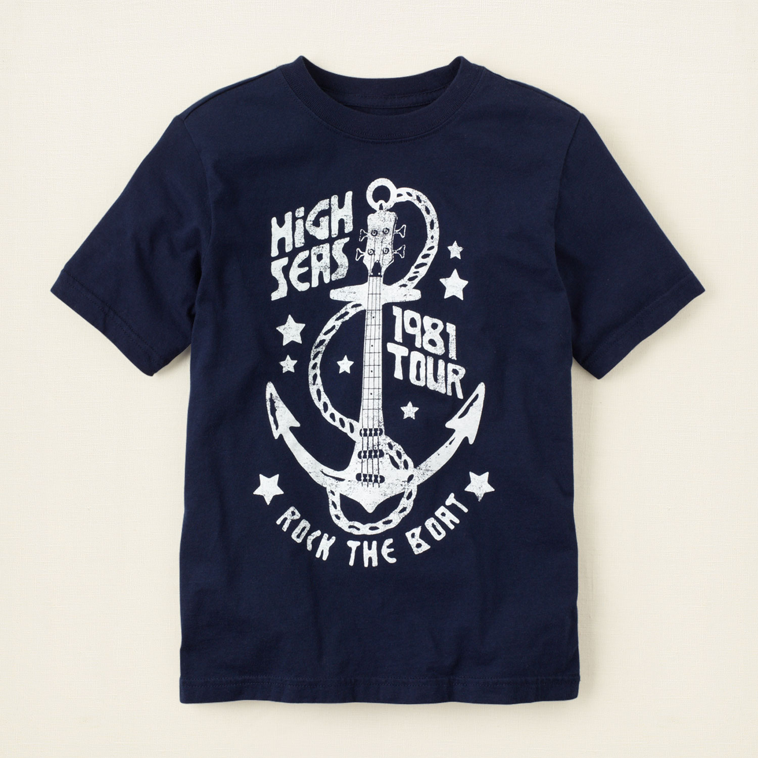 high seas graphic tee tidal