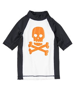 Skull & Crossbones Rash Guard