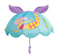 Blue Mermaid Umbrella