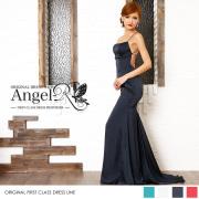 ロングドレス マーメイドドレス Aライン ドレス サイズ調整可能 細い 小さい キャバ ナイトドレス パーティー 女子会 結婚式|高級キャバドレスAngelR(エンジェルアール)|AR7207