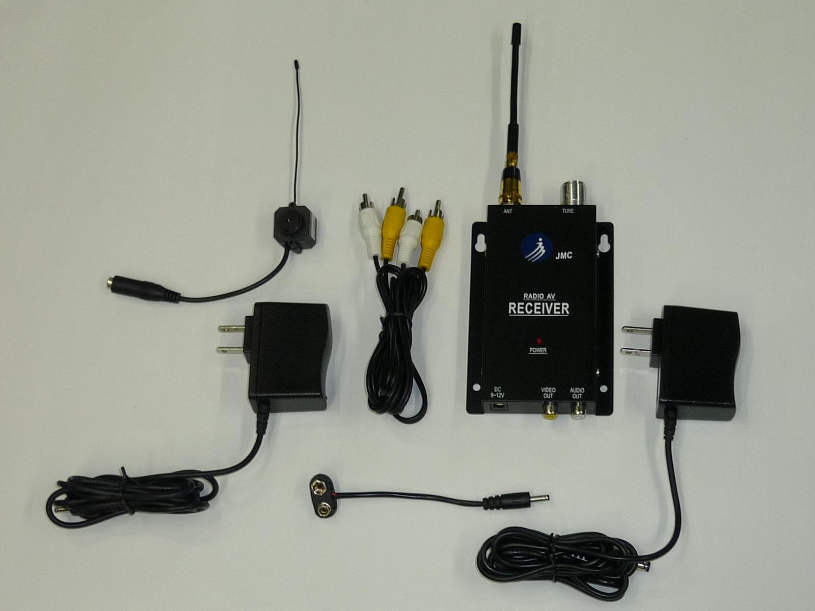 超小型 ピンホールカメラ ZT-802A  拡大表示 超小型 ピンホールカメラ ZT-802A
