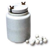 ポットミル用ポット φ150mm (1L)