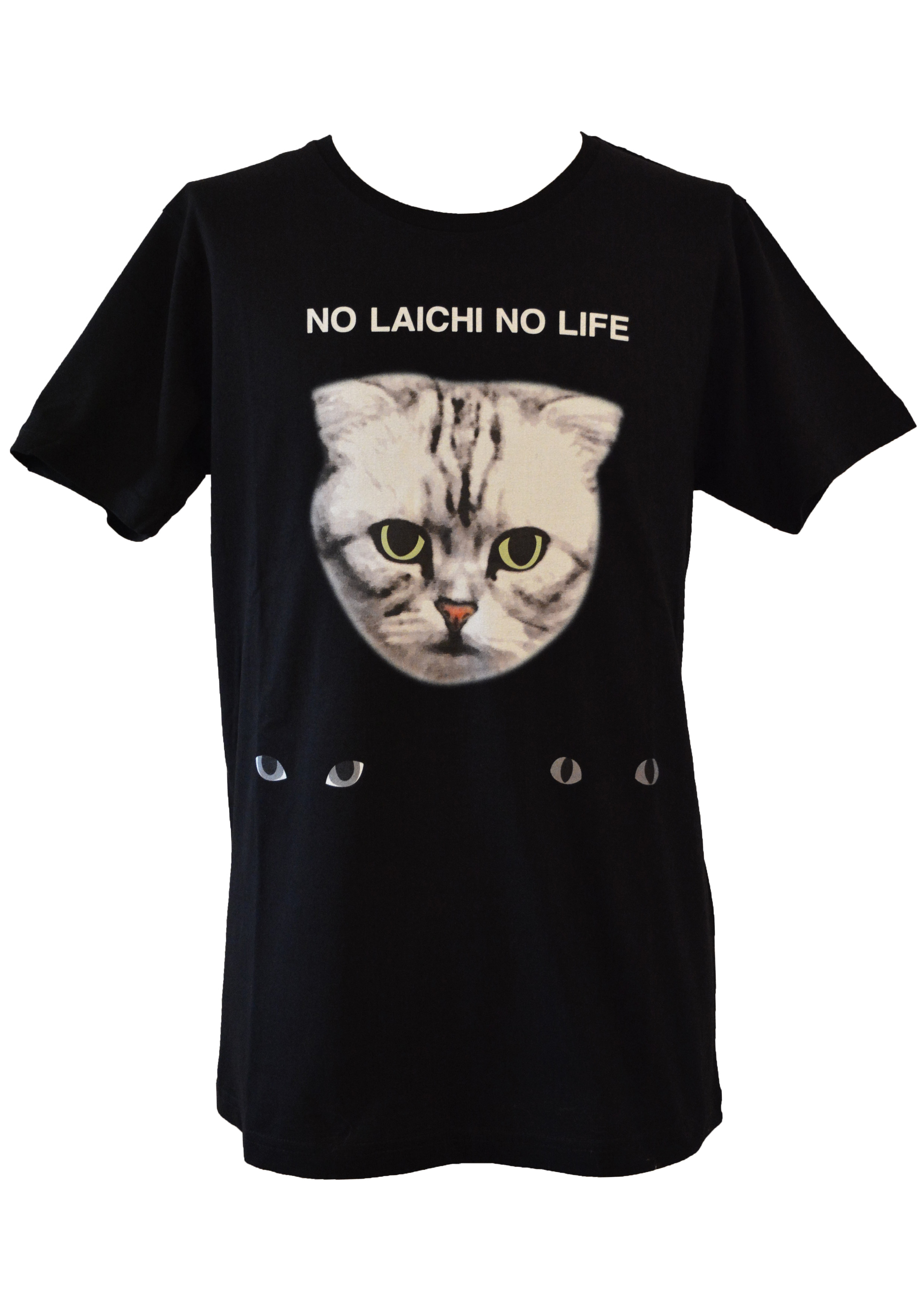 【selva secreta】LAICHI T-SHIRT (black)