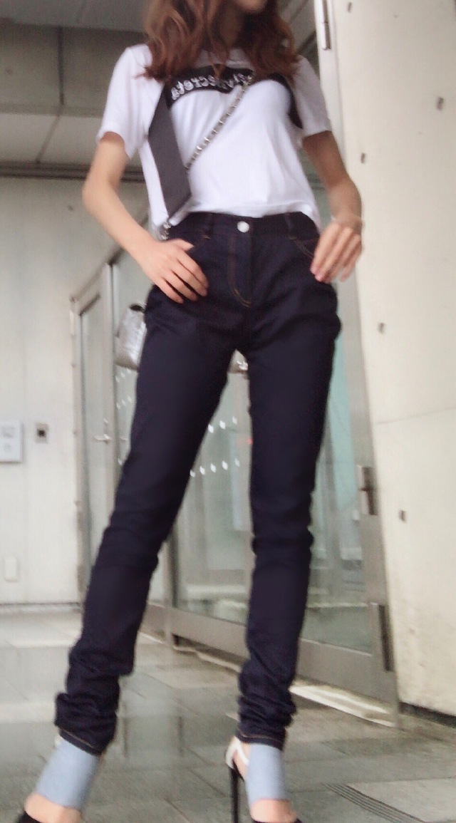 【selva secreta】SKINNY DENIM