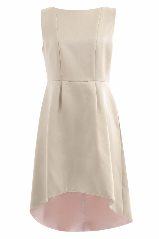 【SALE】【selva secreta】CHAMPAGNE DRESS (beige)