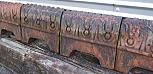 HA-5024 英国ビクトリアンガーデンエッジタイル(花壇枠)6枚組
