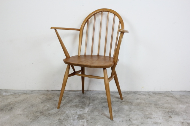 ercol アーコール フープバックアームチェア