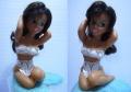 貴重☆レア 美人 セクシー 裸の女性 ソフビ人形 15.6cm 当時物 JAPAN 現状 詳細不明◆ナショナル 非売品 企業物 販促用 【TO3161】