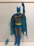 バットマン ソフビ人形 大型 39.0cm 当時物 版権有 1988 現状 【TO4150】