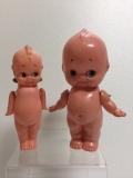 キューピー セルロイド 人形 16.8cm 当時物 JAPAN 現状 【TO4155】