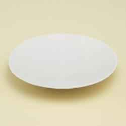青白磁線彫 5寸皿|陶房青・和食器