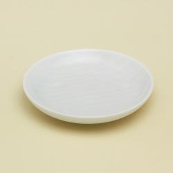 青白磁線彫 3寸皿|陶房青・和食器