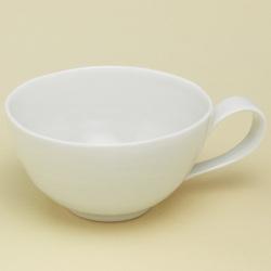 白亜 スープカップ