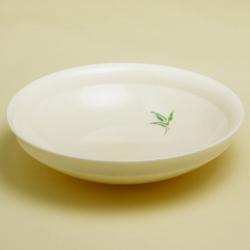 新芽 7寸浅鉢|陶房青・和食器