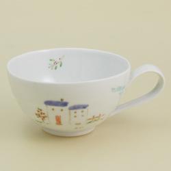 プロバンス スープカップ