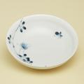 野ばら 5寸浅鉢|陶房青・和食器
